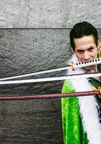 Cosplay-Cover: Lorenor Zorro Opening 17