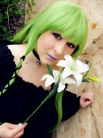 Cosplay-Cover: C.C. - Black Lily