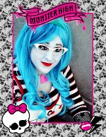 Cosplay-Cover: Ghoulia Yelps