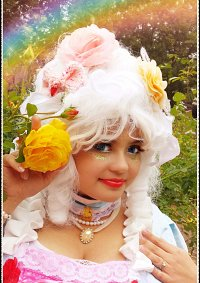 Cosplay-Cover: Marie Antoinette (Own Design)