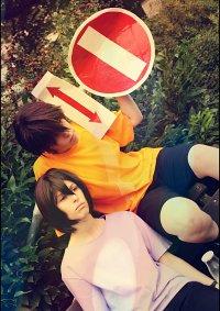 Cosplay-Cover: Heiwajima Kasuka [Child]