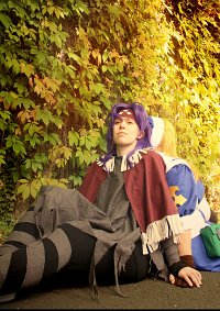 Cosplay-Cover: Chrno