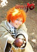 Cosplay-Cover: Benmaru (Rokuro Mochizuki)