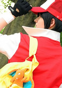 Cosplay-Cover: Red