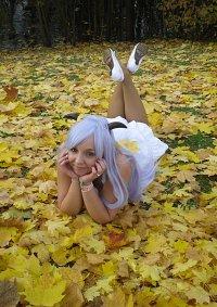 Cosplay-Cover: Hanyuu Furude [white Dress]