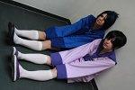 Cosplay-Cover: Kyouya Hibari - Purple Dress