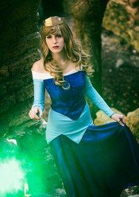 Cosplay-Cover: Prinzessin Aurora