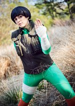Cosplay-Cover: Rock Lee