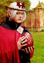 Cosplay-Cover: Prinz Rhaegar Targaryen