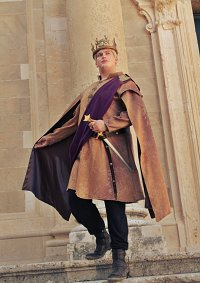 Cosplay-Cover: Joffrey Baratheon [The Lion and the Rose]