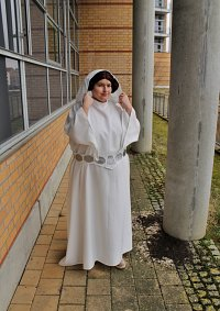 Cosplay-Cover: Prinzessin Leia
