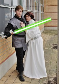 Cosplay-Cover: Luke Skywalker (Ep. VI)