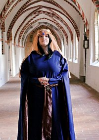 Cosplay-Cover: Rowena Ravenclaw