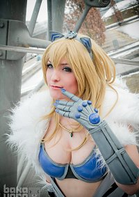 Cosplay-Cover: Elina