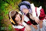 Cosplay-Cover: Yuki Nagato (Maid)