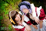 Cosplay-Cover: Yuki Nagato (Maid)