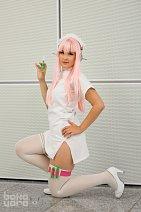 Cosplay-Cover: Super Sonico (Nurse)