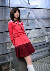 Cosplay-Cover: Kasuga Ayumu (Osaka) [Uniform] - 春日歩 (大阪) [冬制服]