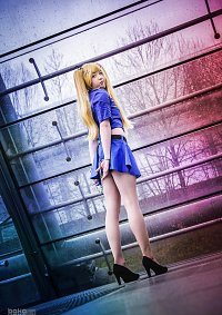 Cosplay-Cover: Marie Rose (Officer)