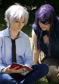 Cosplay-Cover: Akise Aru
