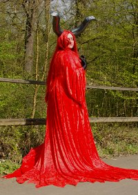 Cosplay-Cover: Der rote Stier