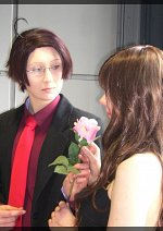 Cosplay-Cover: Roderich Edelstein [Black suit]