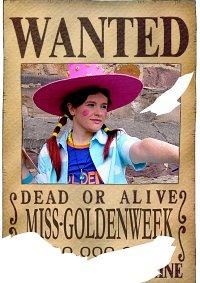 Cosplay-Cover: Miss Goldenweek [Standard Version]