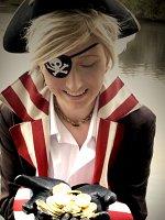 Cosplay-Cover: Matthias Køhler/ Dänemark [Pirate]