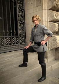 Cosplay-Cover: Sir Leon