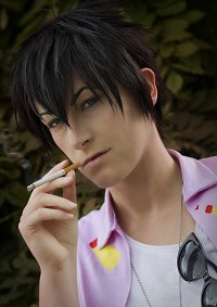 Cosplay-Cover: Hijikata Toushiro - [Hawaii]