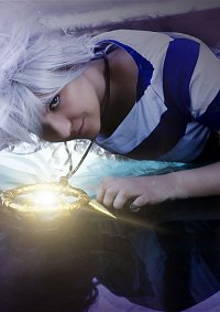 Cosplay-Cover: Bakura Ryou ● Battle City