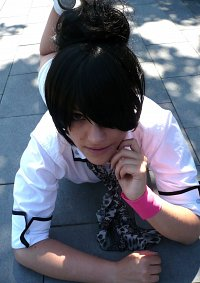 Cosplay-Cover: Utahiroba Jun (Memeshikute ~ K-POP)