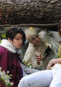 Cosplay-Cover: Roderich Edelstein [young!]