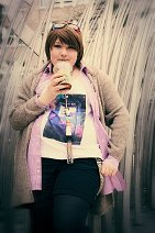 Cosplay-Cover: Hipster!Fem!Eleventh Doctor