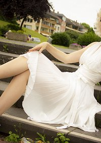 """Cosplay-Cover: Marilyn Monroe """"The Seven Year Itch"""""""
