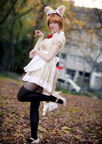 Cosplay-Cover: Caramel (Creme Maid)
