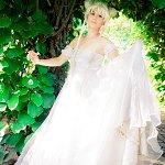 Cosplay: Prinzessin Serenity [Manga\Artbook]