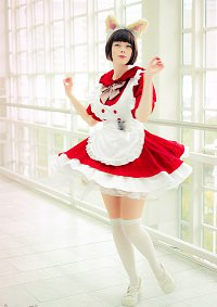Cosplay-Cover: Cat'n'Mice Maid <3