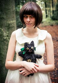 Cosplay-Cover: Fran Bow Dagenhart (Fran Bow)