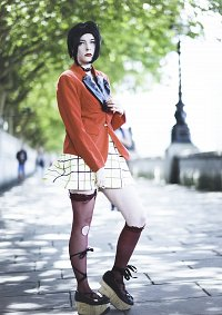 Cosplay-Cover: Nana Osaki (Westwood Heart Jacket)