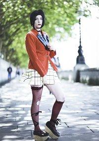 Cosplay-Cover: Nana Osaki (Westwood Heart Jacket)