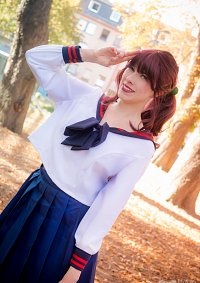 Cosplay-Cover: Makoto Kino (School Uniform)