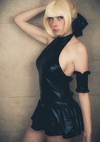 Cosplay-Cover: Saber Alter (Swimsuit)