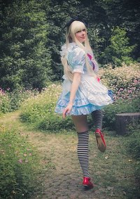 Cosplay-Cover: Alice maid