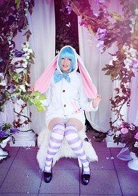 Cosplay-Cover: Hatsune Miku (Bunny Arcade)