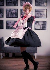 Cosplay-Cover: Sakura Kinomoto (Maid)