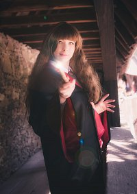 Cosplay-Cover: Hermine Granger