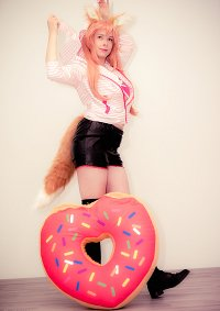 Cosplay-Cover: Tamamo no Mae (Civil)