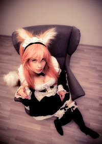 Cosplay-Cover: Tamamo no Mae (Maid)