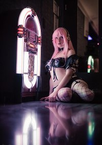 Cosplay-Cover: Super Sonico (After Party))